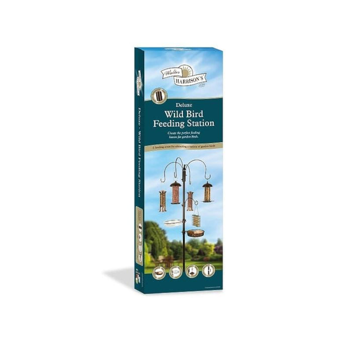 Harrisons Deluxe Wild Bird Feeding Station