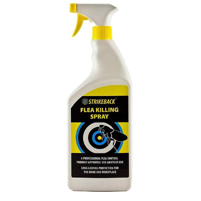 Strikeback Flea Killing Spray 1 Litre