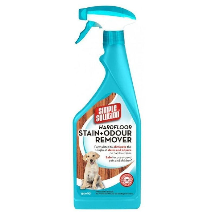 Simple Solution Hardfloor Stain and Odour Remover 750ml