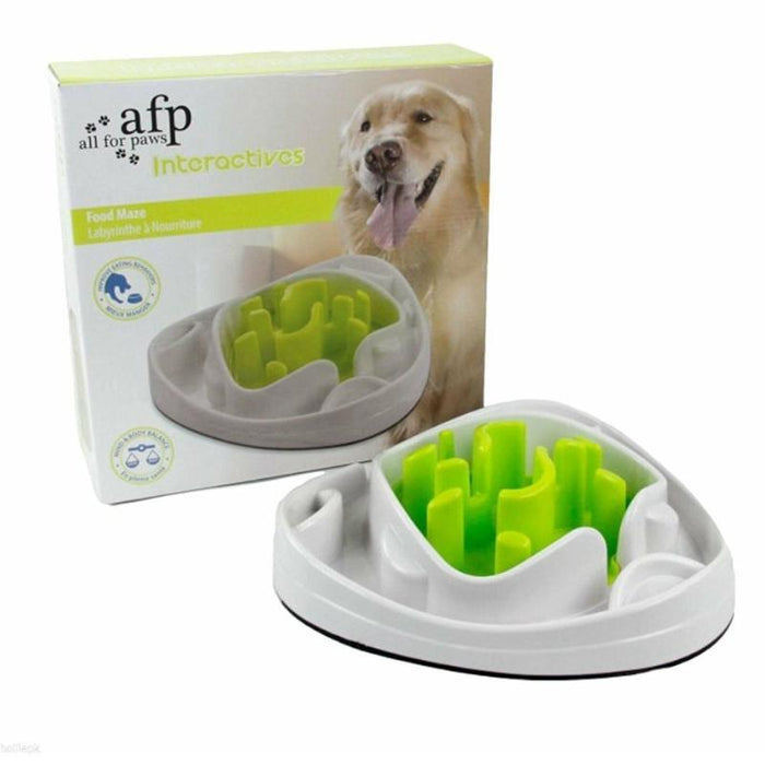 All For Paws Interactives Dog Food Maze 28 x 28 x 8cm