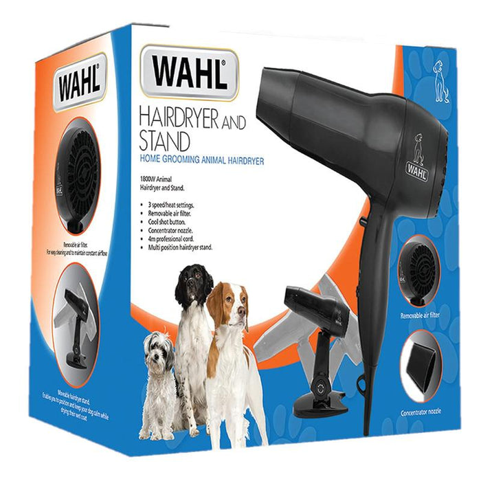Wahl Pet Hairdryer And Stand 1800w