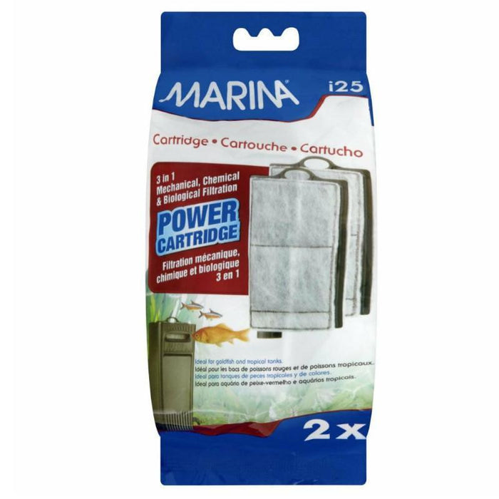 Marina i25 Replacement Cartridge 2 Pack x 3