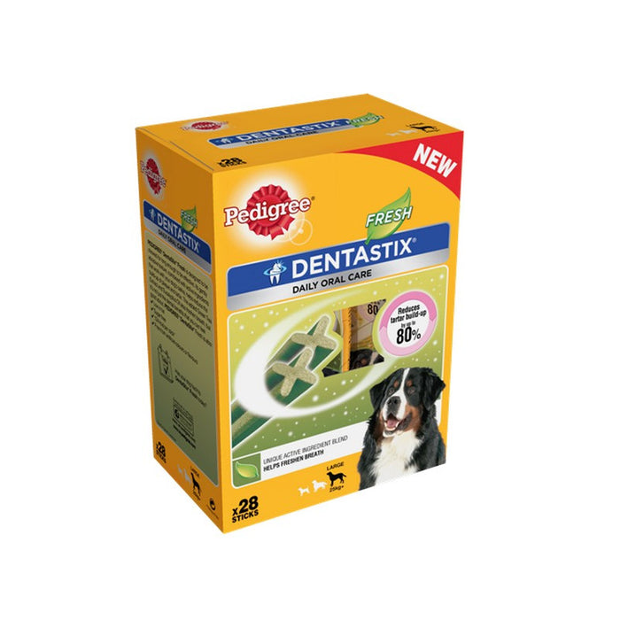 Pedigree Dentastix Fresh Large Dog 112 Sticks