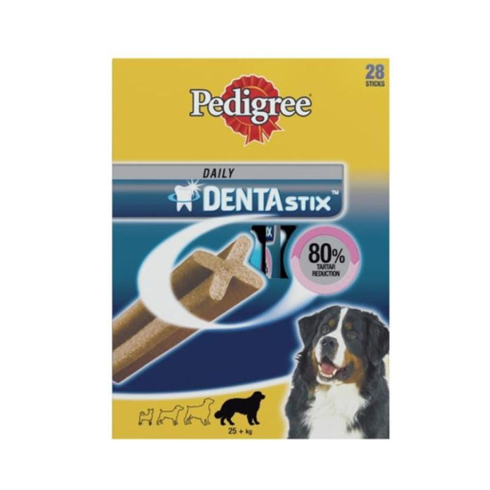 Pedigree DentaStix Daily Dental Chews Large Dog 28 Sticks