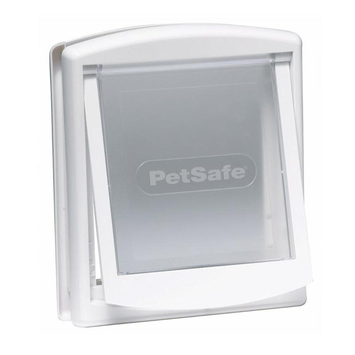 Petsafe Staywell Cat Door and Lock 715 White