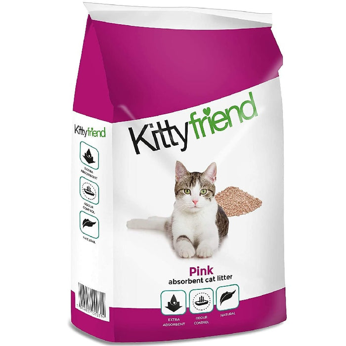 Sanicat Non Clumping Highly Absorbent Cat Litter 30L