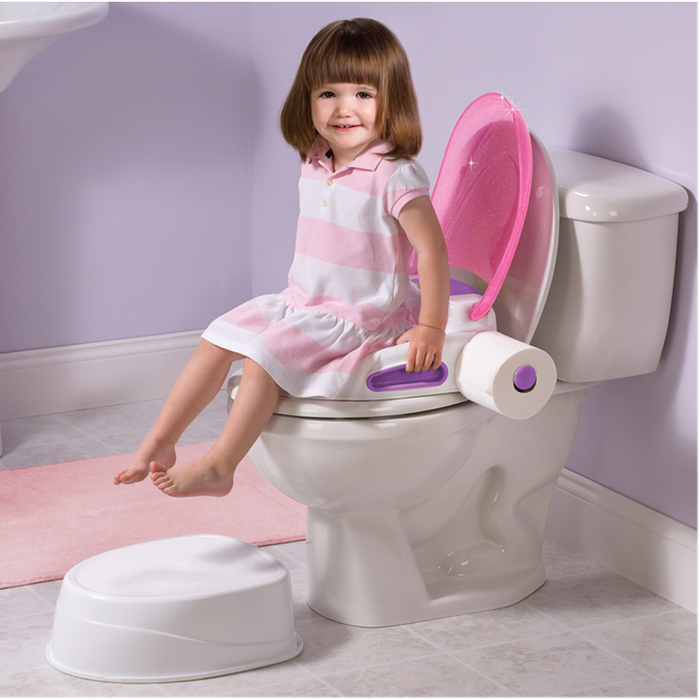 Summer Infant Step By Step 3 Stage Potty - Pink