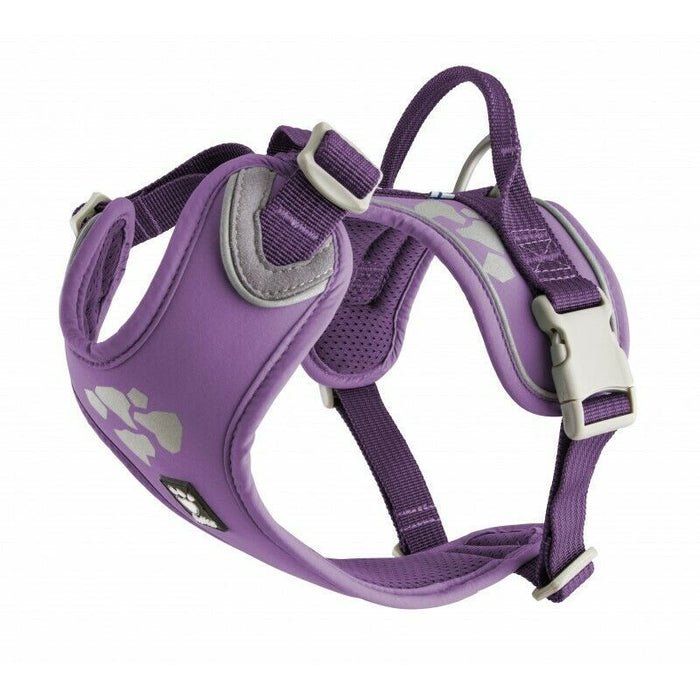 Hurtta Weekend Warrior Harness Currant Various Sizes