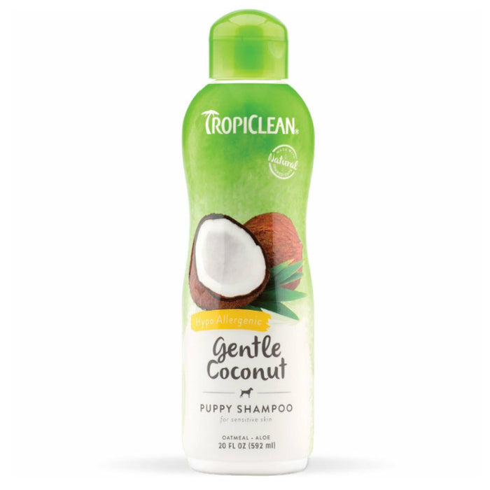 TropiClean Gentle Coconut Shampoo 592ml