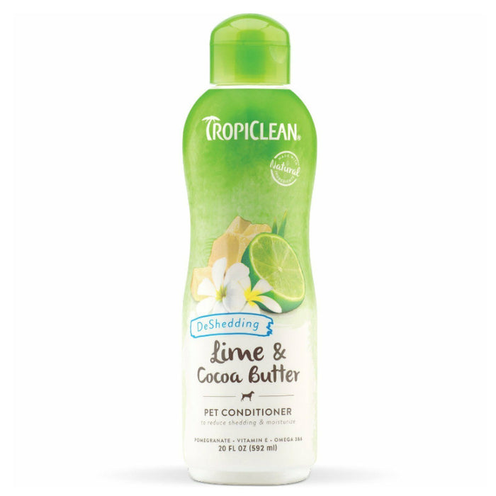 TropiClean Lime and Coco Butter Conditioner 592ml