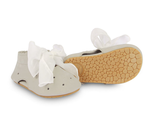 Phines Ribbon Bow Baby Shoes