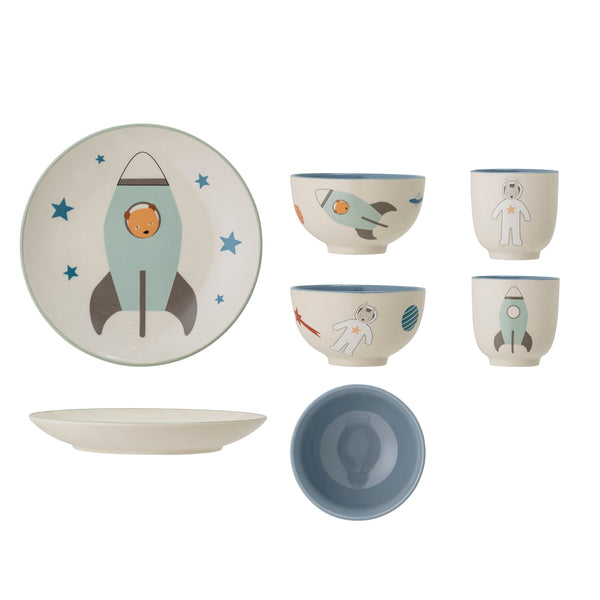 Space Tableware