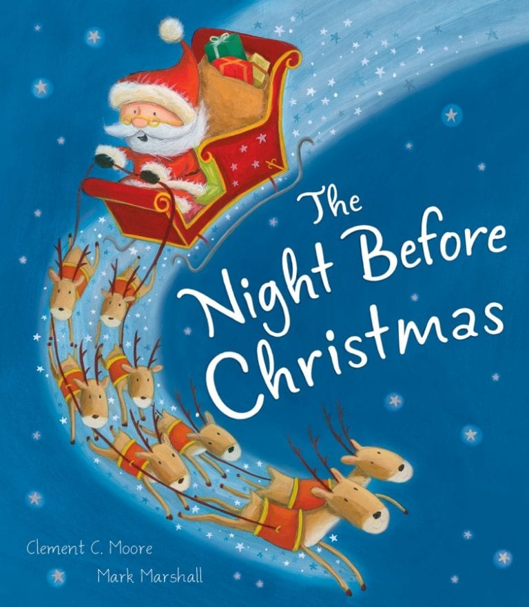 The Night Before Christmas Storybook