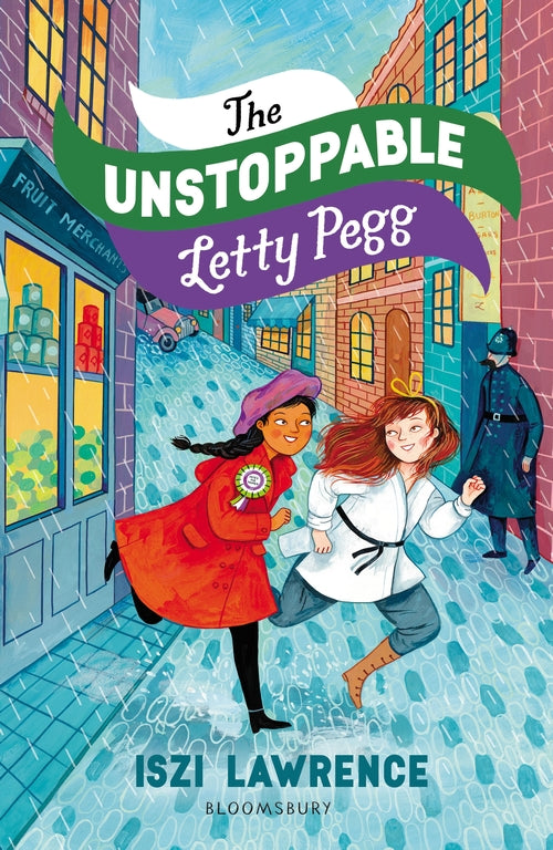 The Unstoppable Letty Peg