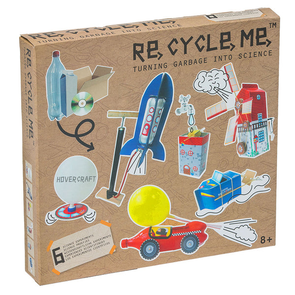 ReCycleMe Large: Science