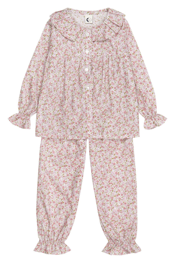Kids Frilly PJ Set : Meadow