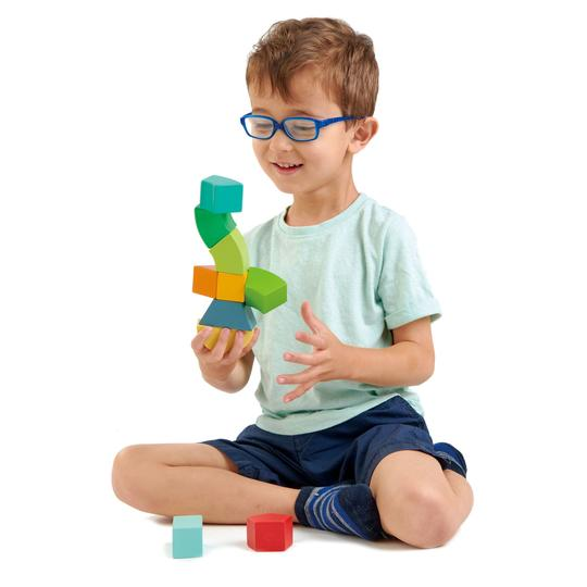 Toddler Magnetic Building Blocks