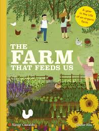 'The Farm That Feeds Us' Storybook