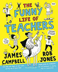 Funny Life of Teachers Storybook