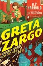Greta Zargo And The Amoeba Monsters From The Middle of The Earth Storybook