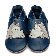 Mr Wolf Shoes (Navy)