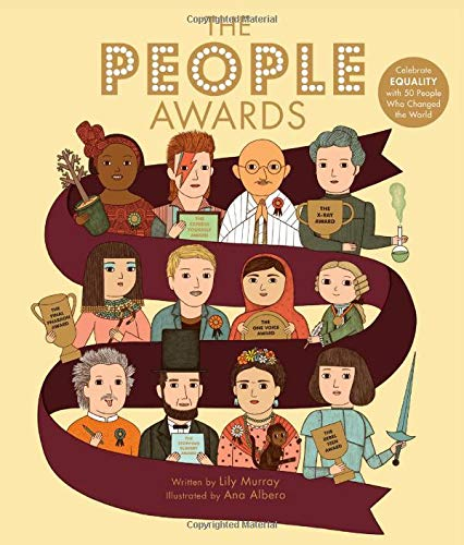 'The People Awards' 50 People Who Changed The World Storybook