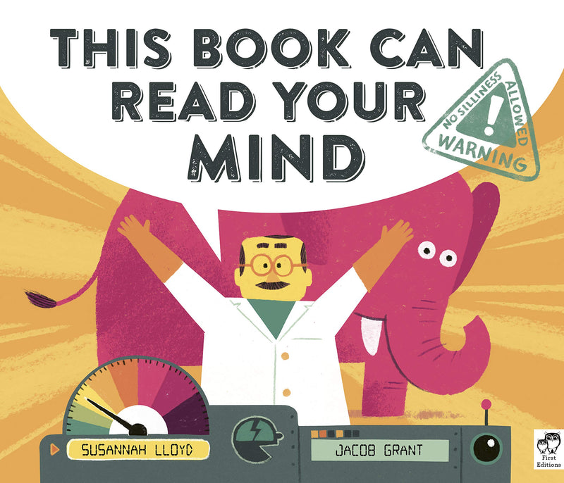 This Book Can Read Your Mind!