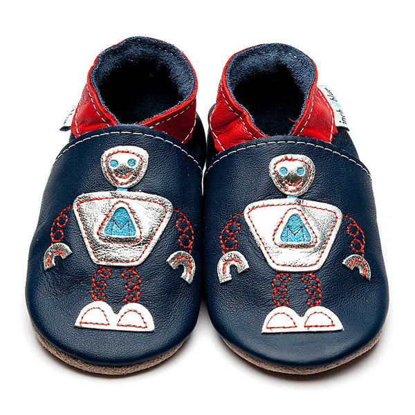 Max The Robot Baby/Toddler Shoes