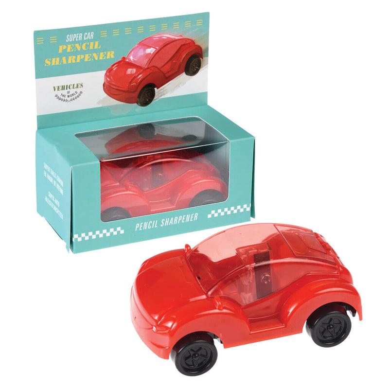 Supercar Pencil Sharpener