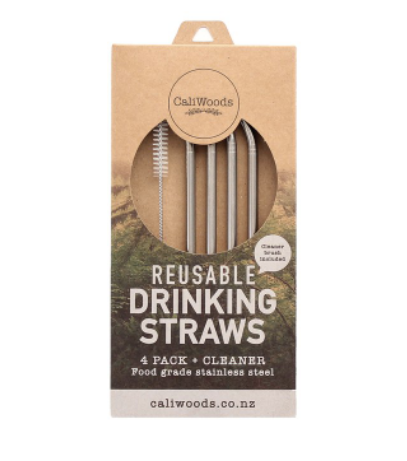 reuseable drinking straws