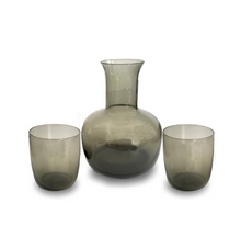 Load image into Gallery viewer, Carafe Set + Glass set