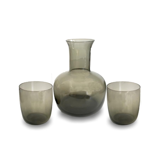Carafe Set + Glass set
