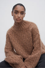 Load image into Gallery viewer, Marle Mimi Jumper | Honeycomb Camel