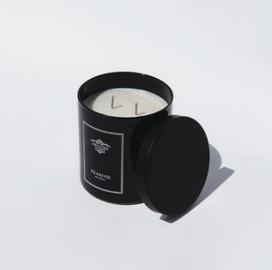 Kearose | Black Superior Candle | Strawberries & Champagne