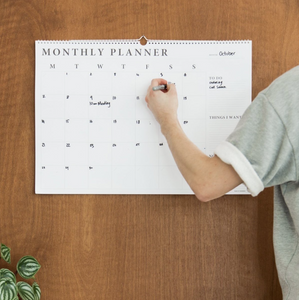Monthly Wall Planner | Made Of Tomorrow