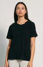 Load image into Gallery viewer, Marle Simple Tee | Black