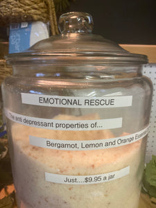 Emotional Rescue ~ Bath Salts