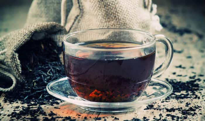 Blueberry Vanilla ~ Black Tea