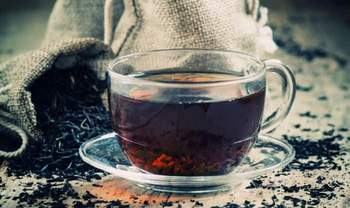 Autumn Daze ~ Black Tea