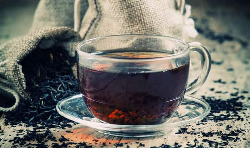 Apricot With Flowers ~ Black Tea