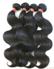 100% VIRGIN PERUVIAN BODY WAVE