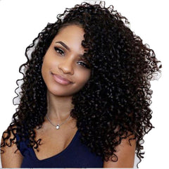 100% VIRGIN BRAZILIAN CURLY 4BUNDLE DEAL