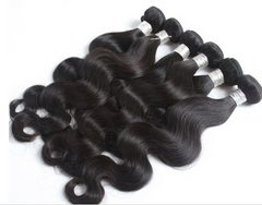 100% VIRGIN INDIAN BODY WAVE