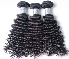 100% VIRGIN INDIAN KINKY CURLY