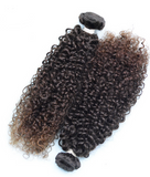 100% VIRGIN BRAZILIAN KINKY CURLY