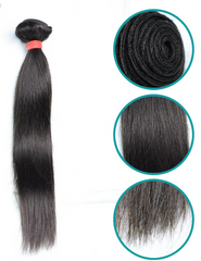 100% VIRGIN BRAZILIAN NATURAL STRAIGHT