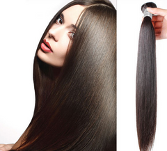 100% VIRGIN MALAYSIAN NATURAL STRAIGHT