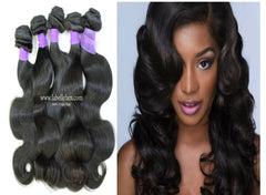 100% VIRGIN CAMBODIAN BODY WAVE