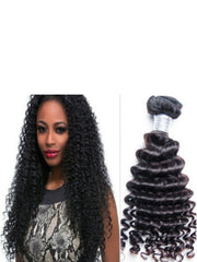 100% VIRGIN MALAYSIAN KINKY CURLY