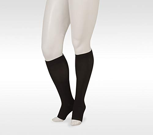 Juzo Basic 4411ad 20-30mmhg Knee-High Open Toe Compression Stocking